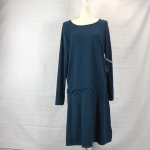 Long Sleeve Shore Dress
